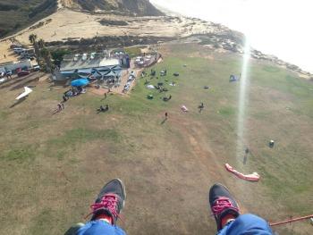 Paragliding in San Diego - If I'm a Bird