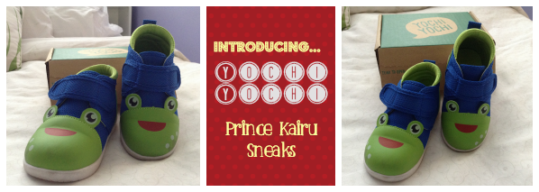 Prince Kairu Yochi Yochi Shoes
