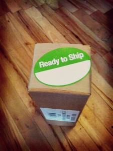 Overseas Shipping Option