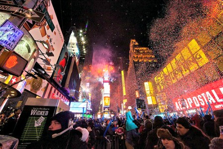 New York City For New Years Eve