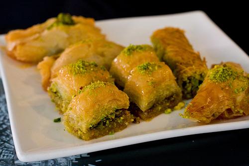 Baklava Recipe Turkish Turkish Baklava