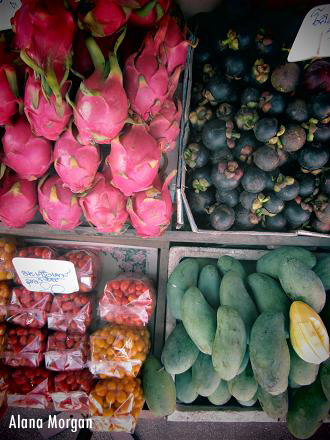 Dragon Fruit and Friends