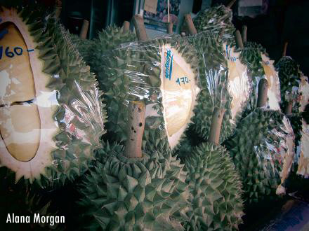 Smelly Durian