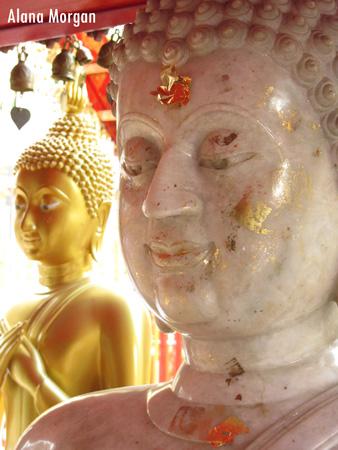 Wat Phra Doi Suthep Buddha