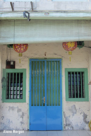 Penang Pink Door
