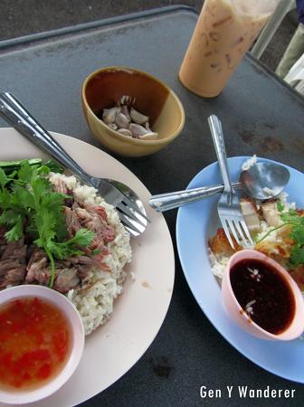 Thai Khao Ka Moo