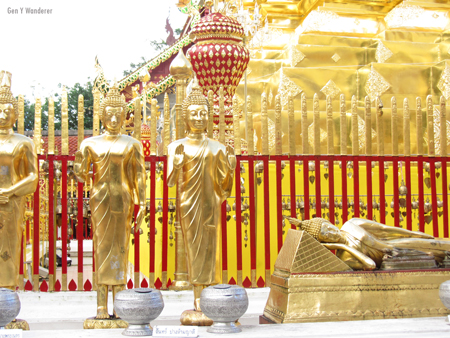 Wat Phra That Doi Suthep - Chiang Mai