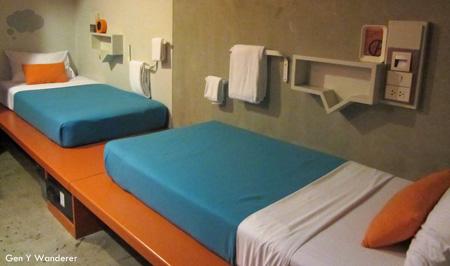 Lub D Bangkok beds