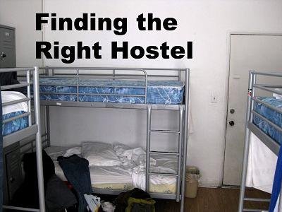 Hostel Tips Tricks