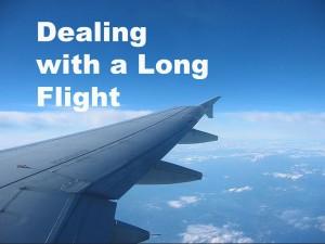 Dealing with a Long Flight