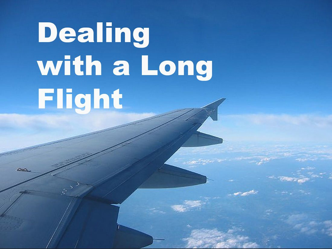 In for the Long Haul: Dealing with a Long Flight
