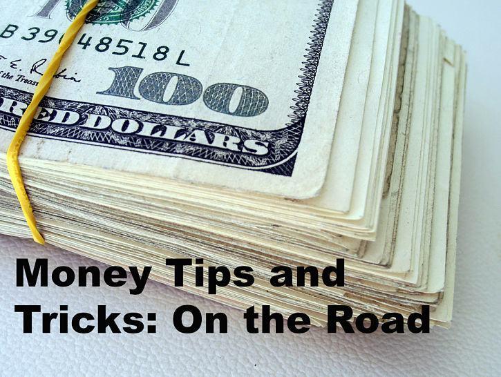 Money Tips Traveling