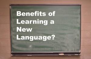 Benefits New Language