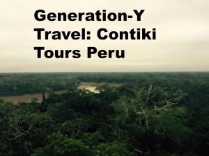 Contiki Tours Peru