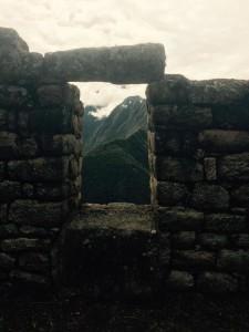 Contiki Tours Ruins