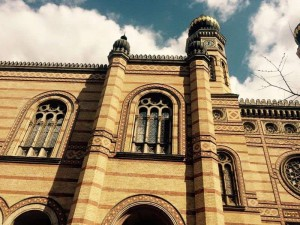 Jewish Synagogue Budapest