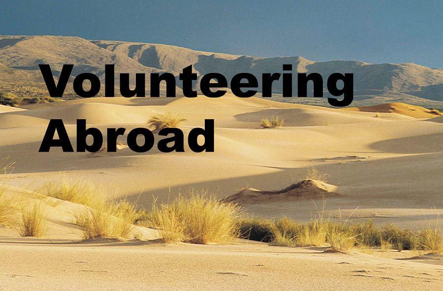 Volunteering Abroad: Things to Keep in Mind