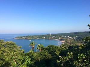 Chacala Bay Mexico