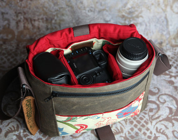 Camera Bags For Women: Review of DSLR Camera Bag by Porteen Gear ...