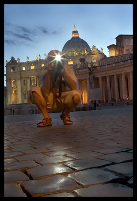 Vatican, Tony Boccaccio, National Geographic Photographer, Imaging in Italy, Saint Patrick's