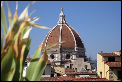 Florence, Italy, Brunelleschi, Dome