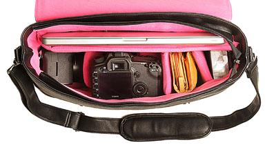 "Camera Bags for Women: Epiphan!e Camera Bags' ""Paris"" Bag is Hot ..."