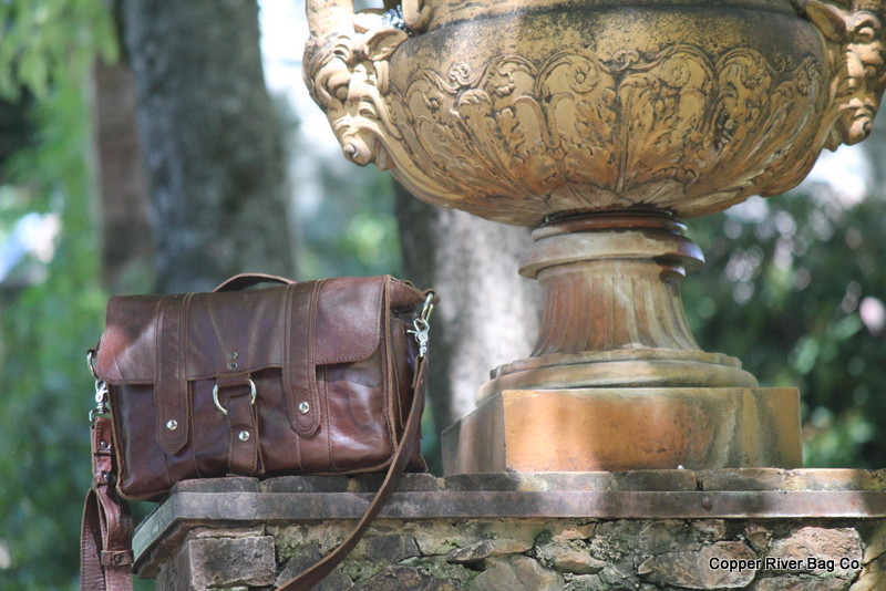 Copper River Bags, Laptop Bag, Indiana Jones Bag