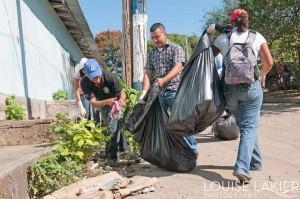 Isla de Ometepe, Nicaragua, Volunteer, Trash Pick-up, Ultramarathon, Community, Ecotourism