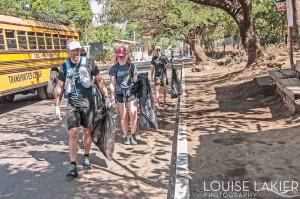 Nicaragua, Ometepe, Isla Limpia, Ultramarathon, Fuegoy Agua, Trash Pick-up, Volunteer, Extreme Sports