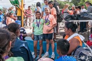 Calzado Kids Run, Fuego y Agua, Isla de Ometepe, Nicaragua, Volunteer, Ultramarathons, Medals