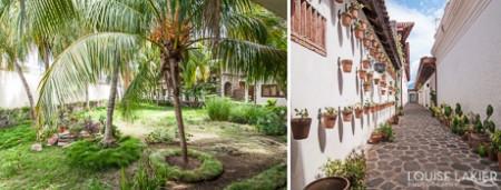 Hotel Granada, Courtyard Gardens, Pools, Colonial Architecture
