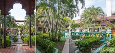 Granada Hotels, Garden Cafes, Nicaragua, Colonial Architecture