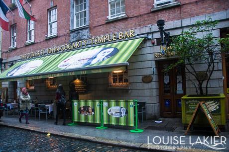 Oliver St. John Gogarty's Pub in Dublin