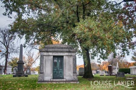 Oakwoods Cemetery Mausoleum
