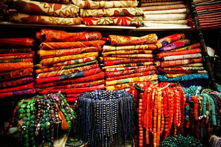 Fabrics in the Market