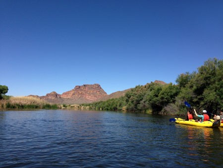 Kayak Scenic