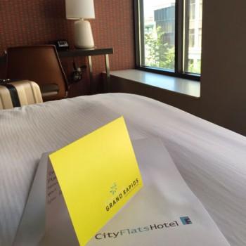 City Flats Room