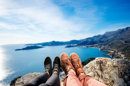 Feet Landscape