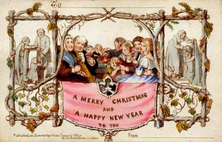 First Christmas Card