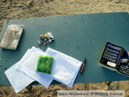 Gone Workabout Writing Retreat