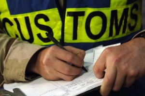 Customs Official