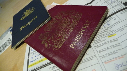 how to apply for a working holiday visa