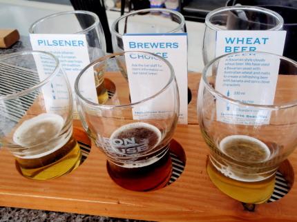 Australia Iron Horse Brewery