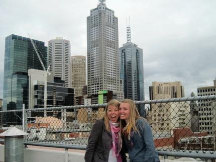 work abroad in Australia Melbourne