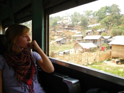 daydreaming in Myanmar