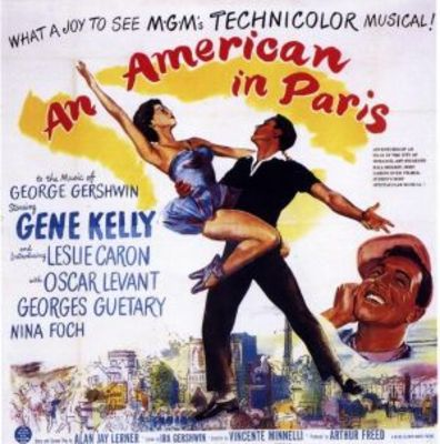 An American In Paris travel films about working abroad