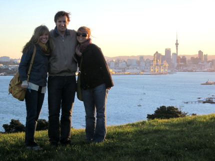 work abroad in New Zealand
