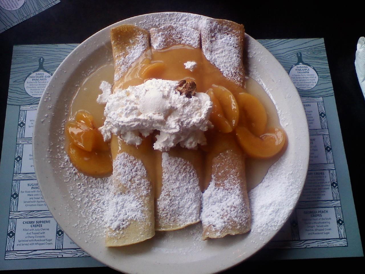 Wanderfood Wednesday: Pancake Pantry Gatlinburg