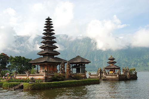 A Sacred Haven in Bali