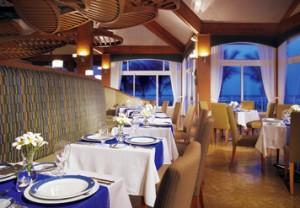 Blu Seafood Restaurant St Kitts Marriott